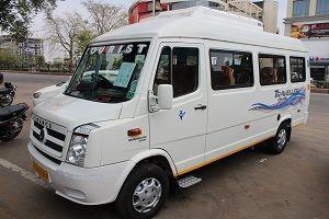 Tempo Traveller Jaipur
