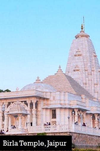 Birla Temple, Jaipur