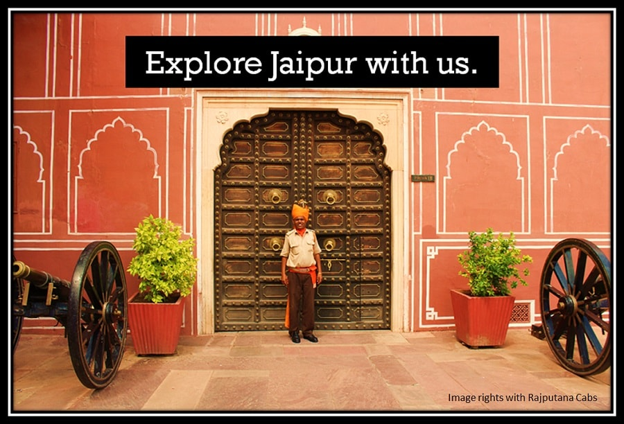 Jaipur Sightseeing with Rajputana Cabs