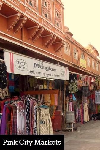 Pink City Markets