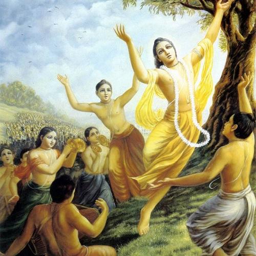 Chaitanya Mahaprabhu ji