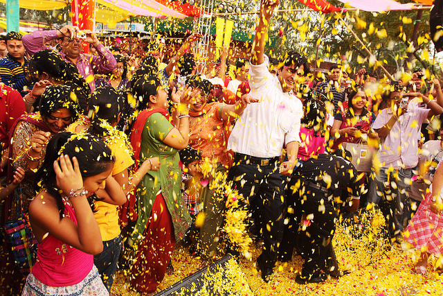 Festivals celebrated at the Govind Dev TEMPLE