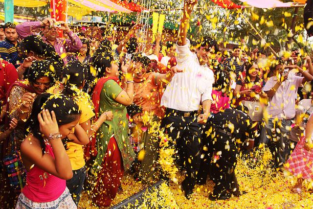 Festivals celebrated at the Govind Dev TEMPLE