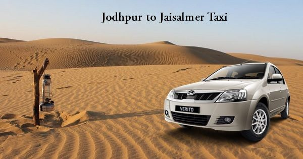 Jodhpur to Jaisalmer by road
