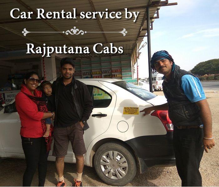 Rajputana Cabs car rental service