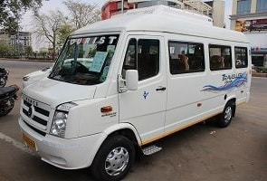 Tempo Traveller Udaipur