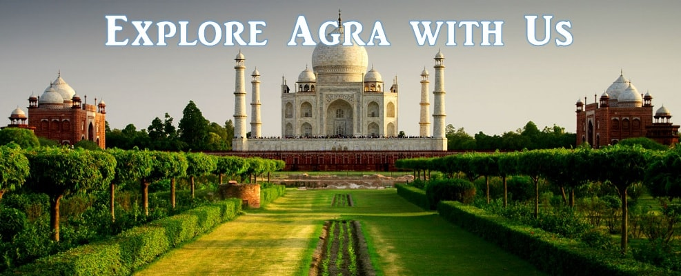 Agra Sightseeing with Rajputana Cabs