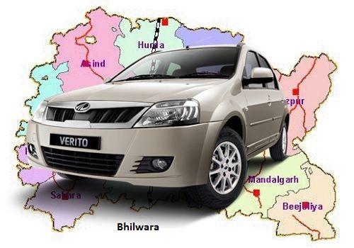 Jaipur Bhilwara Taxi Service