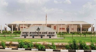 Airport of Jaipur