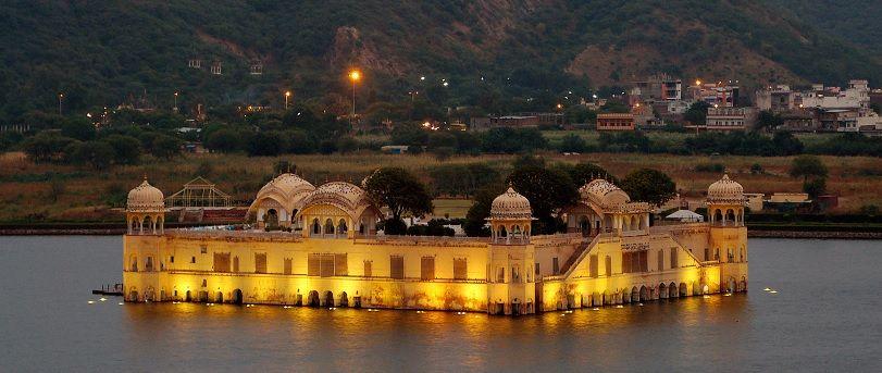 Jal Mahal Jaipiur