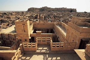 Jaisalmer tourist sites