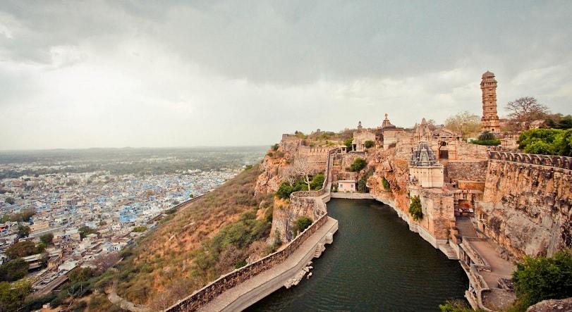 Chittorgarh Fort near Jaipur