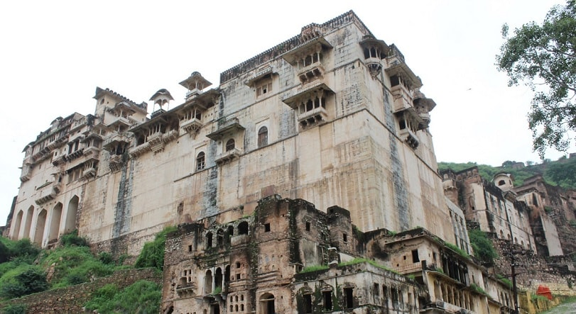 Garh Palace Bundi near Jaipur