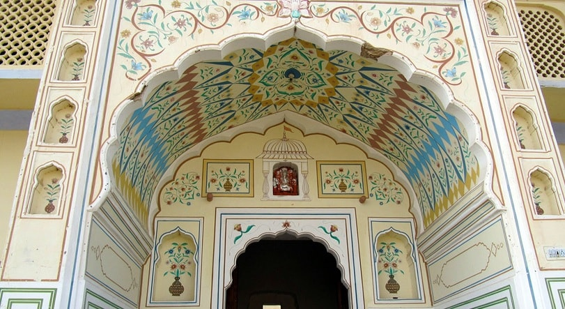Mehandipur balaji temple near Jaipur