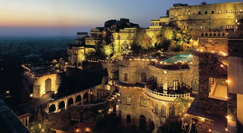 neemrana fort near Jaipur