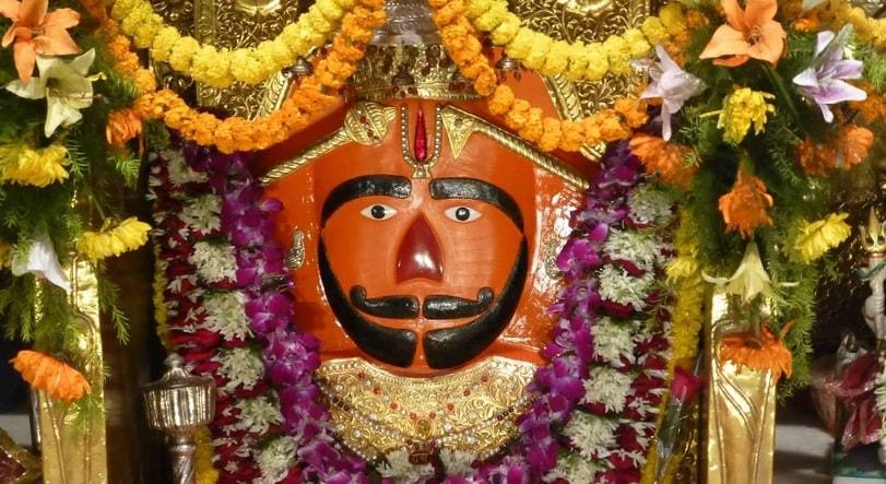 Salasar Balaji Dham near Jaipur