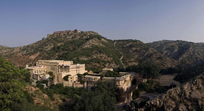 samode palace near Jaipur