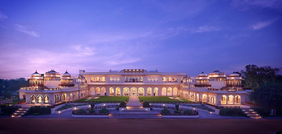 Taj Rambagh Palace Jaipur