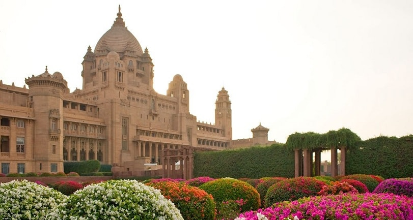 umail bhawan palace jodhpur