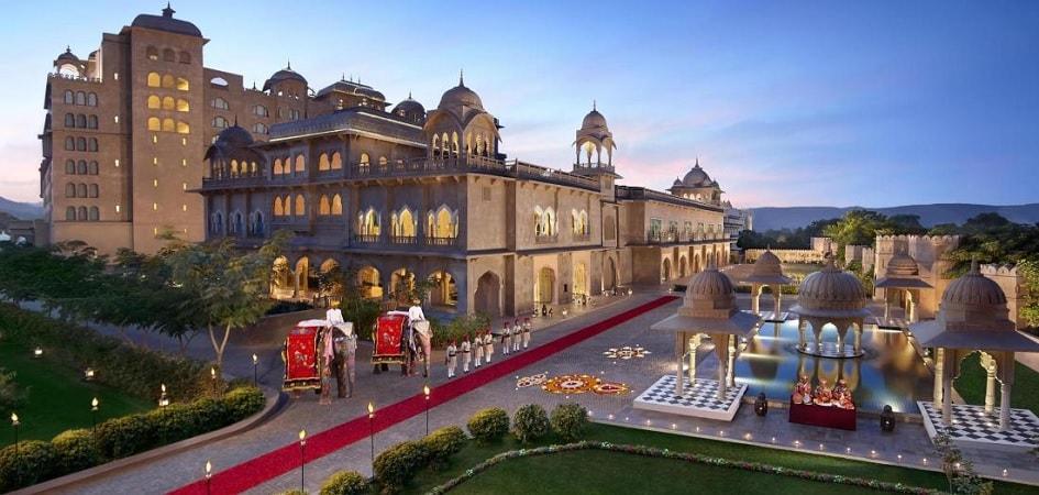 fairmont hotel in kukas jaipur