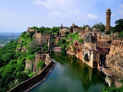 Chittorgarh Fort RJ