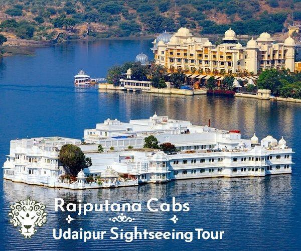 Rajputana Cabs Udaipur city Sightseeing tour