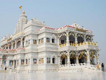 Mathura Vrindavan temples