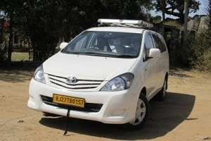 Toyota Innova Cab