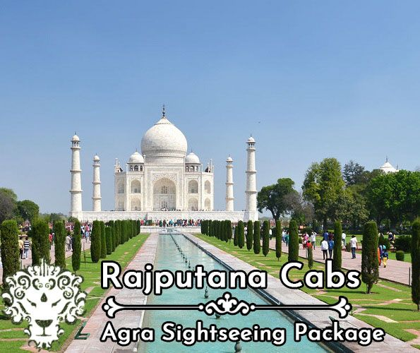 Agra Sightseeing Package 2018