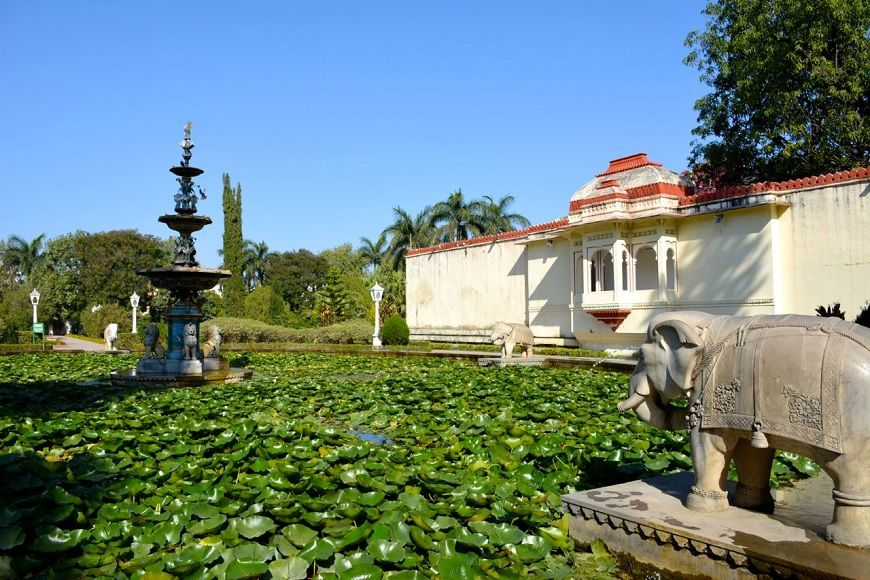 Udaipur Saheliyon ki Bari