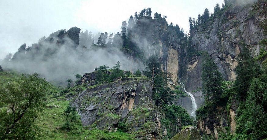 Jogini Water Falls Manali